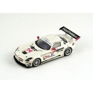 Spark Mercedes Benz SLS Gt3 Graff # 17 GT Tour 2011 Tonelli - Derlot Sf020 1/43
