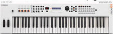 Yamaha MX61 WH (WHITE LIMITED EDITION  ) Version 2  Synthesizer NEW