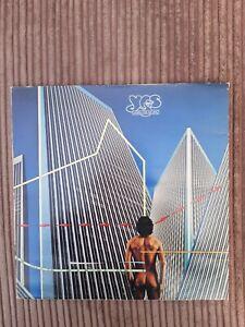 Yes-Going-For-The-One-Vinyl-LP-I-50397-UK-Excellent-Vinyl