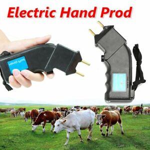 Electric Pig Repeller Hand Livestock Prod Shock Moving Tool For Goat Cattle Safe