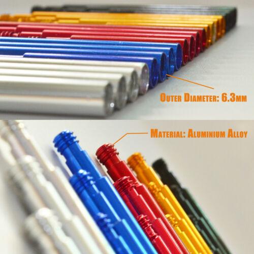 Aluminum colorful  Presta Valve extenders for Bikes Bicycle tyre Inner tube EP