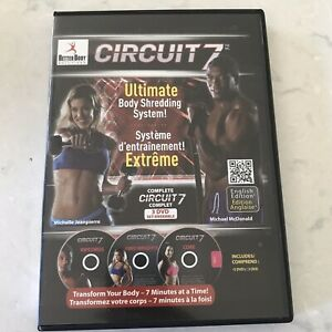 Circuit-7-Ultimate-Body-Shredding-System-3-DVD-Set-Ripcords-Free-Weights-Core