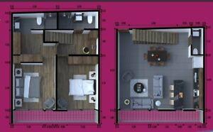 Departamento en Preventa en Tehuantepec 236, Roma Sur, 2 recámaras.