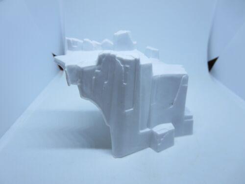 Imperial Attack Base Part Snow//Ice Male Bridge  ORIGINAL Vintage Star Wars KL