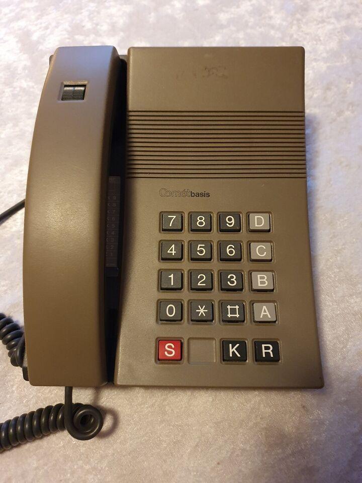 Bordtelefon, Kirk, Comet Basis