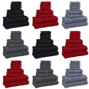 LUXURY-TOWEL-BALE-SET-100-PURE-COTTON-8-PC-FACE-HAND-BATH-BATHROOM-TOWELS-8