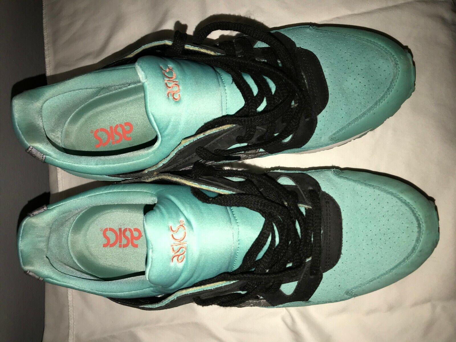 Classic Asics Gel Lyte V Size 13 H607N 7790 Miami Pack Turquoise Black