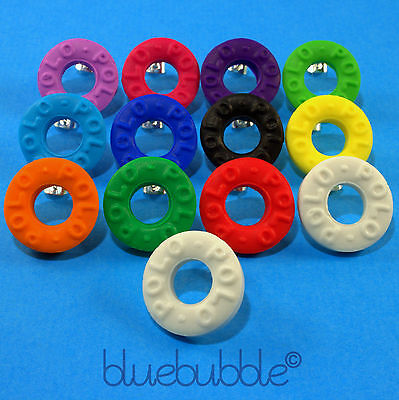 FUNKY BOYS MENS SINGLE POLO MINT EARRING FUN COOL SWEET NOVELTY RETRO CANDY GIFT