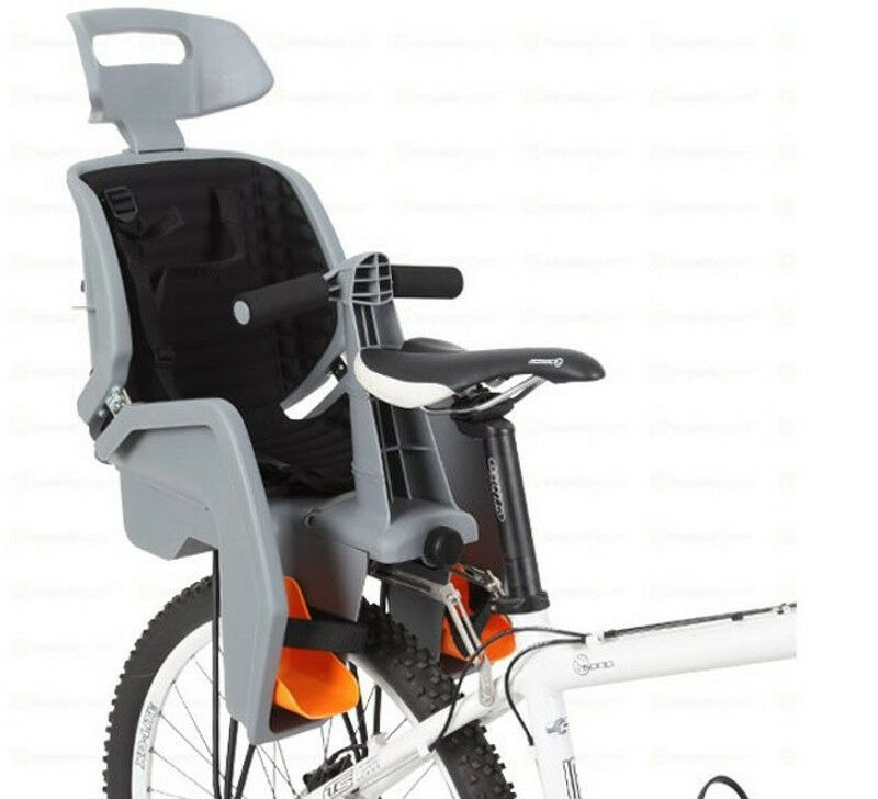 Beto Deluxe Baby Seat With Rack For 26  Bikes