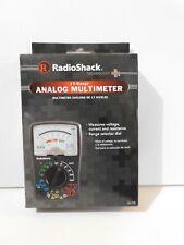 New Listingradioshack Analog Multimeter 17 Range 22 109