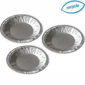 Petite-Feuille-Tarte-Vaisselle-cas-Jam-Tarte-tartes-tartes-Patty-Tins-Round-Dish-casseroles-Mince