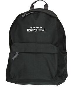 préférerais trampoline à à dos Sack dos sac école être sac Ruck Je Tq4CdT