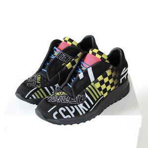 MAISON-MARTIN-MARGIELA-neoprene-racing-shoes-low-top-Future-sneakers-40-NEW
