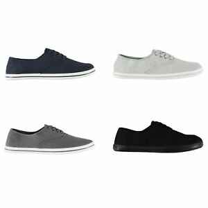 578e447ecbcb0c Image is loading Slazenger-Canvas-Pump-Trainers-Mens-Shoes -Sneakers-Athleisure-