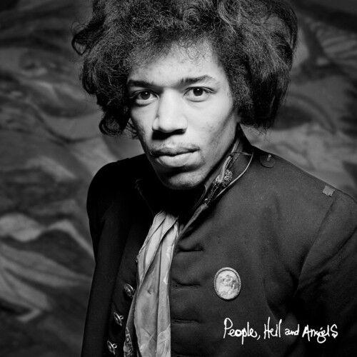 1 of 1 - Jimi Hendrix - People Hell & Angels [New CD] Digipack Packaging