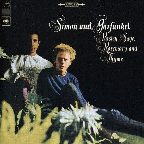 Simon & Garfunkel - Parsley Sage Rosemary & Thyme [New CD]