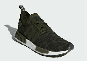 online store 1d33c 643a6 Image is loading Men-039-s-Adidas-Originals-NMD-R1-Primeknit-