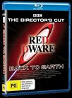 Red Dwarf - Back To Earth (Blu-ray, 2009, 2-Disc Set)
