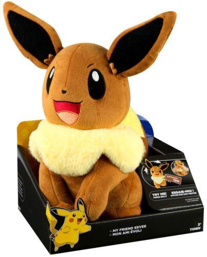 Pokemon My Friend Eevee 10-Inch Talking Plush