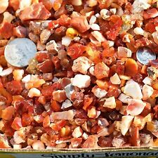 1000 CARATS TOTAL ~ MEXICAN FIRE OPAL ~ RANDOM SCOOPS ~ CULLED ~ ROUGH MATERIAL