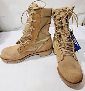 6b19869656fd Belleville Steel Toe Hot Weather Boot All Season Safety Desert Tan ...