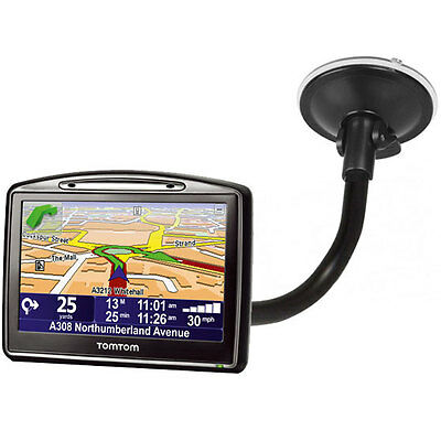 TomTom Go 50 500 5000 60 600 GPS Telescopic Extend Arm Windshield Suction Mount
