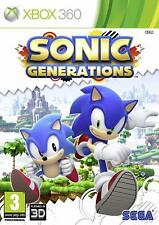 Sonic Generations (Xbox 360) [New Game]