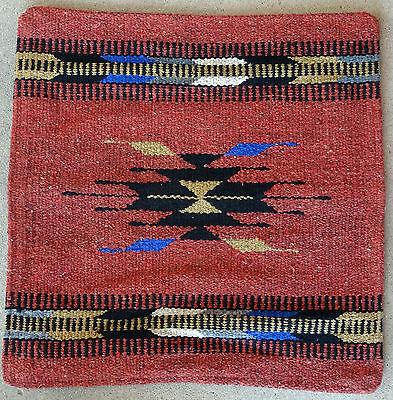 Aztec Pillow Cover HAPCAzt-V Hand Woven Acrylic Southwest Southwestern 18X18