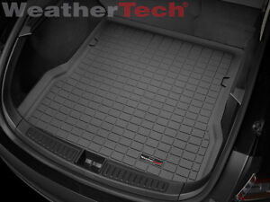 weathertech cargo liner tesla model s trunk liner. Black Bedroom Furniture Sets. Home Design Ideas