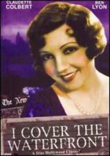 I Cover The Waterfront Dvd Movie Claudette Colbert 1933 Ebay