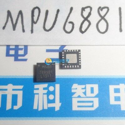 3pcs MPU-6000 QFN-24 3-axis acceleration 3-axis gyroscope 6-axis attitude sensor
