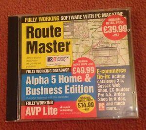 Route Master AVP Lite - Surrey, Surrey, United Kingdom - Route Master AVP Lite - Surrey, Surrey, United Kingdom