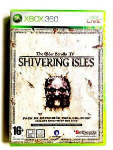 The-Elder-Scrolls-IV-Shivering-Isles-Xbox-360-Neuf-Scelle-Scelle-Nouveau-Spa