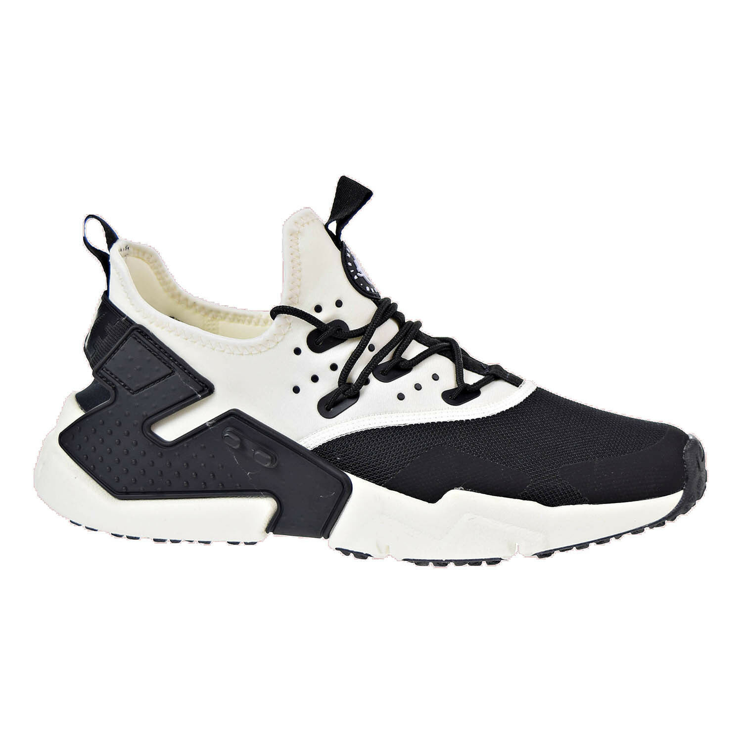 Nike Air Huarache Drift Men's Shoes Black/Sail White AH7334-002