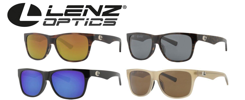 Lenz Optics Tay Tay Optics Sunglass Polbrille Edelstahlbügel/Acetatrahmen, Angelbrille 507a7a