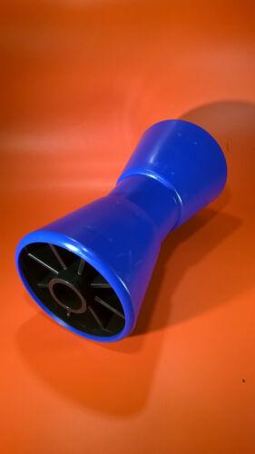 Außenteil aus Polyurethan Innenteil aus Polyamid Hochwertige Kielrolle 190 mm