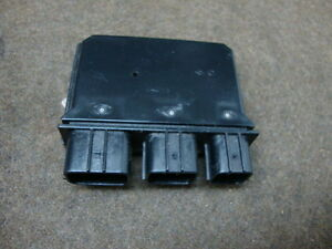 2008 08 kawasaki ex650 ex 650 a ex650r ninja fuse junction box 6565 rh ebay com