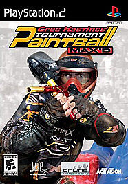 Greg Hastings Tournament Paintball Max d Sony PlayStation 2, 2006  - $0.99