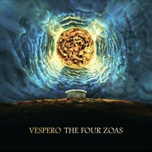 Vespero-The-Four-Zoas-Digipak-CD-NEU-OVP