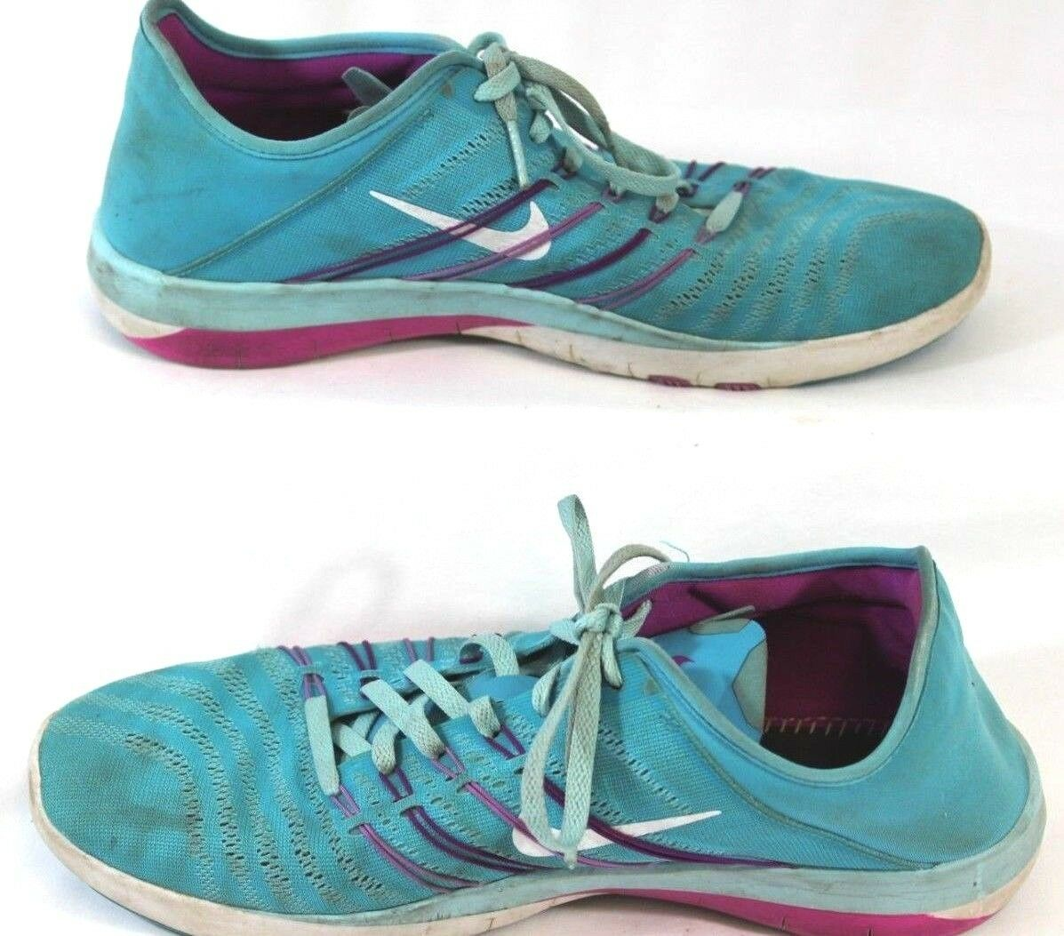 Nike Free TR 6 Running Cross Fit Shoes Size 9 Women's 833413-400