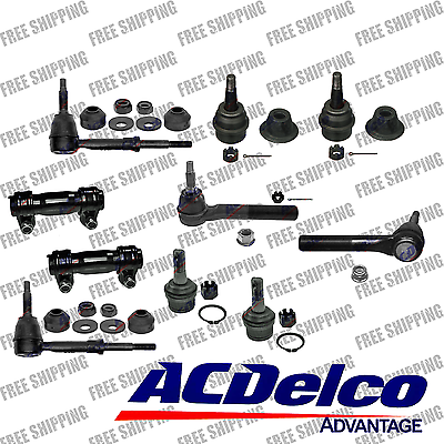 4WD Dodge Ram 1500 Steering Kit Front Ends Tie Rods Ball Joints