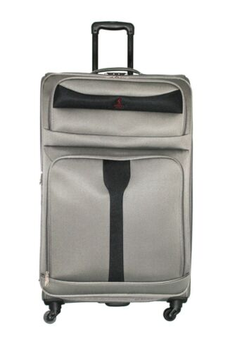 """32/"""" Extra Large Extensible Valise 4 Roues Léger Bagage Voyage Chariot"""