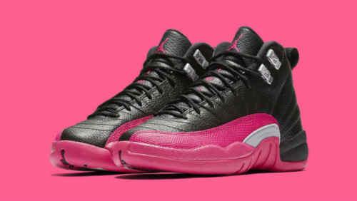 Air Jordan 12 rosa