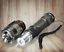 thumbnail 9 - Rechargeable 900000LM Camping LED Flashlight T6 Tactical Police Torch+Batt+Char