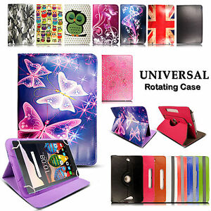 For-Huawei-MediaPad-T3-8-034-10-034-Tablet-360-Rotating-Leather-Case-Flip-Stand-Cover