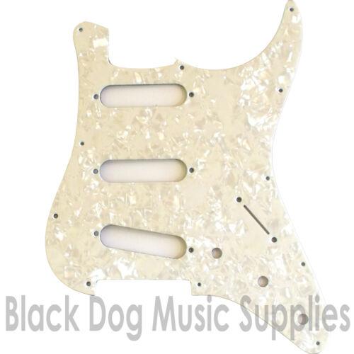 Strat Gitarre Schlagbrett Perle Auswahl Ausführung inklusive Schrauben