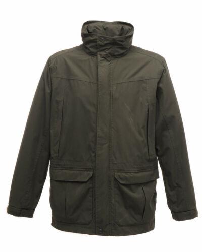 Regatta Professional Vertex III Jacket Waterproof Concealed hood Sizes S-3XL