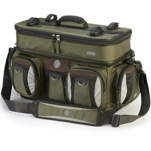 fishing bag fishing luggage tackle bag 2019 Wychwood boatman boat bag