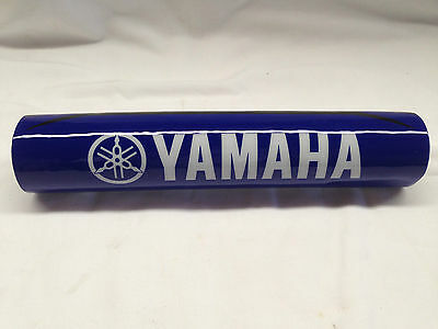 "Yamaha TT XT IT MX YZ DT HANDLE BAR 10"" CROSS BAR PAD 21-022"