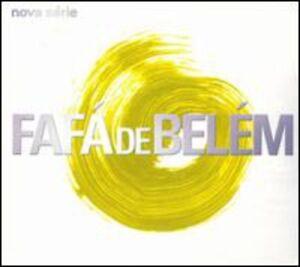 Faf-de-Bel-m-Faf-de-Belm-Fafa-Belem-De-Nova-Serie-New-CD
